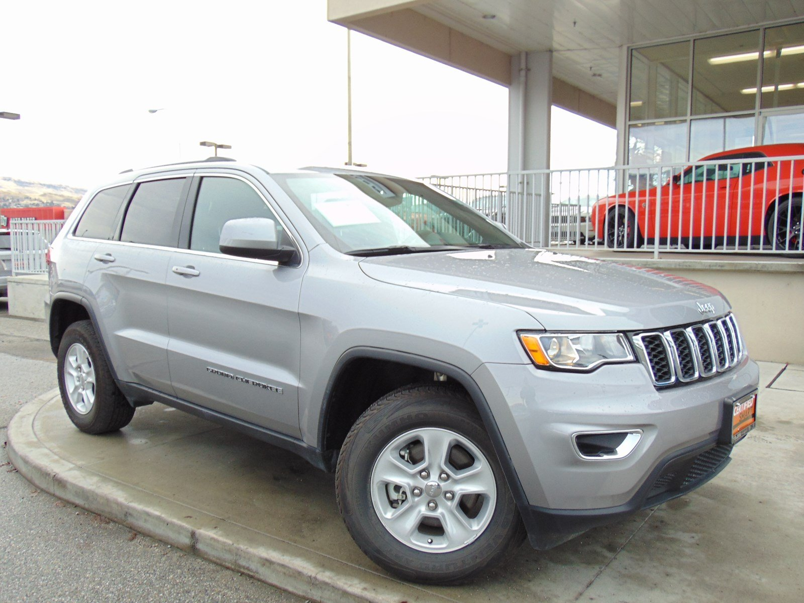 Certified Pre Owned 2017 Jeep Grand Cherokee Laredo