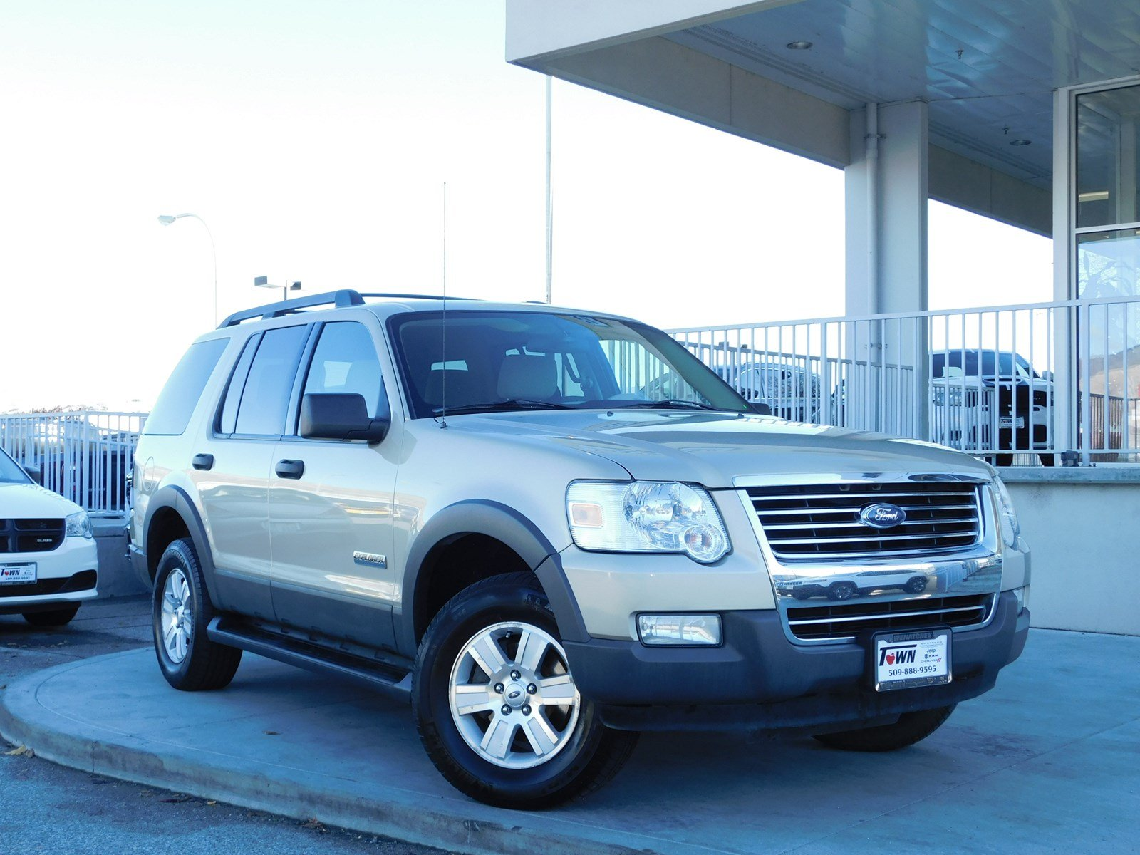 Pre Owned 2006 Ford Explorer XLT Sport Utility in Wenatchee 4920B