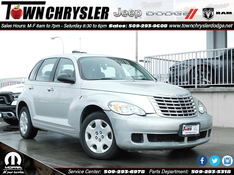 Pre-Owned 2007 Chrysler PT Cruiser Base