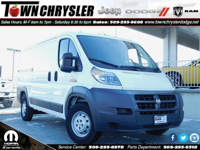 Certified Pre-Owned 2017 Ram ProMaster 1500 Low Roof