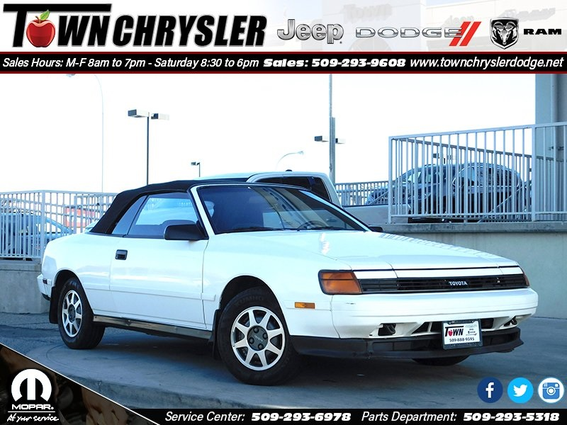 Pre Owned 1989 Toyota Celica Gt