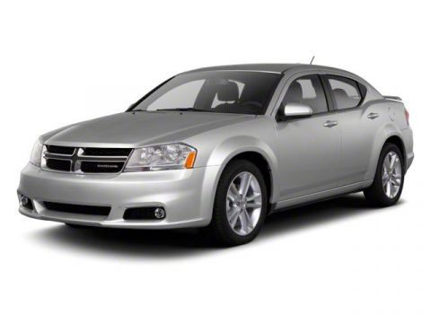 Pre-Owned 2011 Dodge Avenger Heat