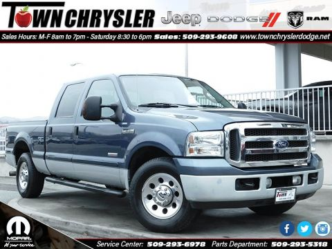 Pre-Owned 2005 Ford F-250SD XL