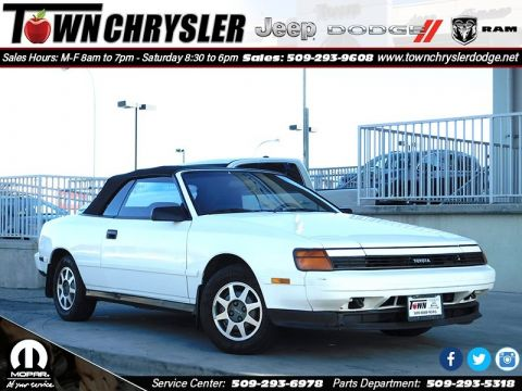 Pre-Owned 1989 Toyota Celica GT